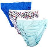 Jockey 3 Pack Of French Cut Panties