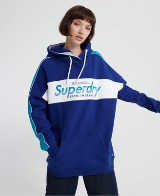 Superdry Women's Kayla Colour Block Hoodie