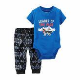 Carter's Boys 2-pc. Bodysuit Set-Baby