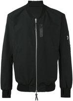 11 By Boris Bidjan Saberi bomber jacket - men - Cotton/Nylon/Polyester - L