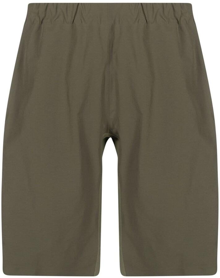 Veilance Elasticated-Waist Running Shorts