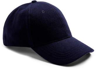 Topman Melton Baseball Cap