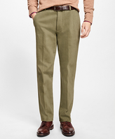 Brooks Brothers Clark Fit Brushed Twill Stretch Chinos