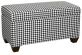 Skyline Furniture Custom Upholstered Storage Bench