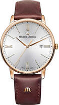 Maurice Lacroix Eliros EL1118-PVP01-111-1 gold-toned pvd-plated watch