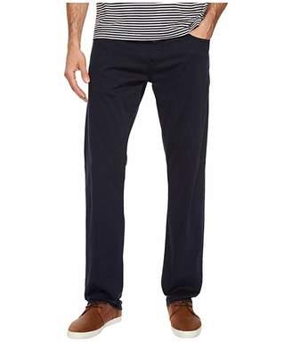 Mavi Jeans Zach Regular Rise Straight Leg in Royal Blue Twill
