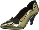 Irregular Choice Women's Glitzy Mickey Closed-Toe Heels,39 EU