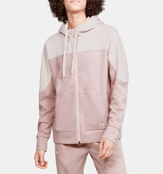 Under Armour Women's UA RECOVER Knit Full Zip