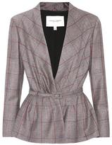 Carolina Herrera Checked blazer