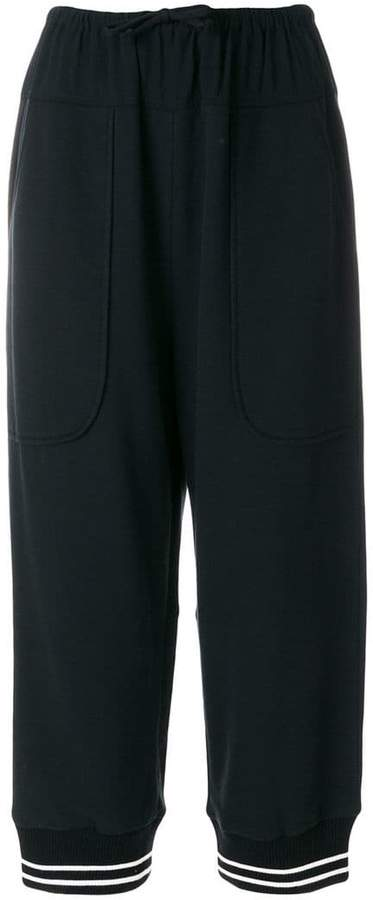 I'M Isola Marras slouched cropped trousers