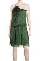 Max Studio Asymmetrical Dress