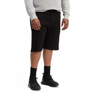 Levi's Men's Big-Tall Loose 569 Shorts