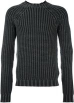 Tod's cable knit jumper