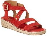Franco Sarto Women's L-Lenah Espadrille Wedge Sandal