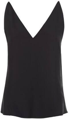 J Brand Lucy Matte Silk Camisole