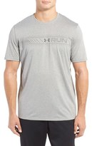 Under Armour Men's Run Graphic Performance T-Shirt