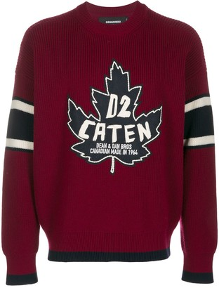 DSQUARED2 Caten sweater