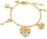 Juicy Couture Vintage Charm Luxe Wishes Bracelet
