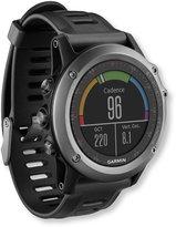 L.L. Bean Garmin fenix 3 GPS Watch
