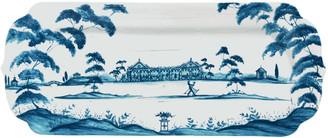 Juliska Country Estate Delft Blue Hostess Tray