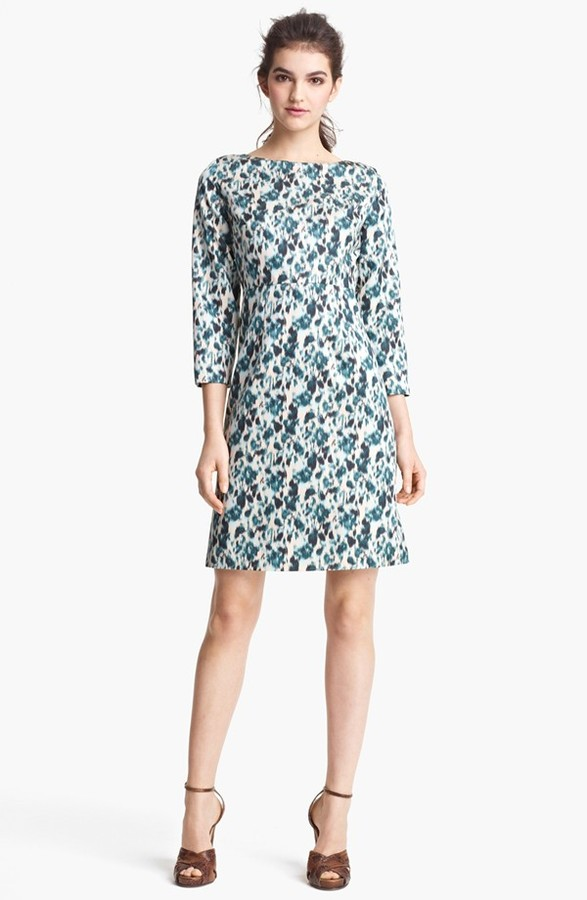 Marc Jacobs Floral Print Dress