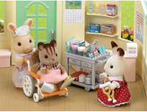 Sylvanian Families NEW Country Nurse Set