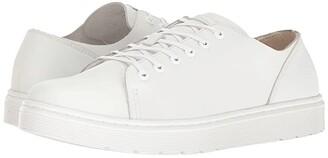 Dr. Martens Dante (White Venice) Boots