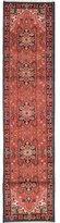 Ecarpetgallery Royal Heriz Brown Wool Hand-knotted Rug (2'6 x 16'1)