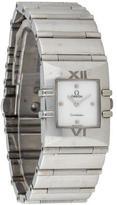 Omega Constellation Quadra Watch