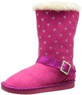 Osh Kosh Iris G Polka Dot Sherpa Boot (Toddler/Little Kid)