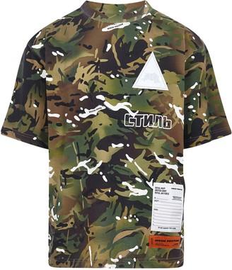 Heron Preston T-shirt X Ministry Of Defence
