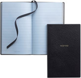 Smythson Notes Wafer Notebook