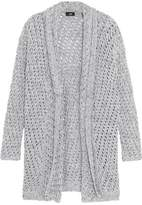 Line Open-Knit Cotton-Blend Cardigan