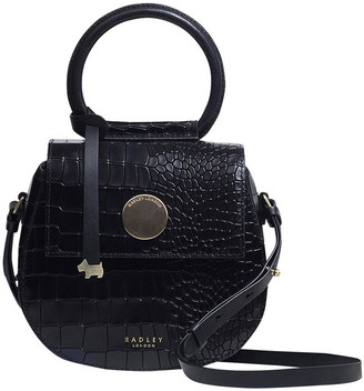 Radley Rope Walk Small Flap Over Crossbody Bag