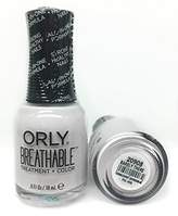 Orly Breathable Nail Color,0.6 Fluid Ounce