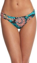 Splendid Farmhouse Floral Reversible Retro Bikini Bottom 8152495