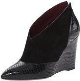 Marc by Marc Jacobs Women's Mae Pointed Toe Wedge Boot
