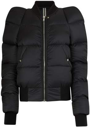 Rick Owens Short down-jacket