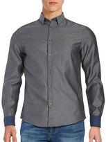 Ben Sherman Cotton Textured Shirt