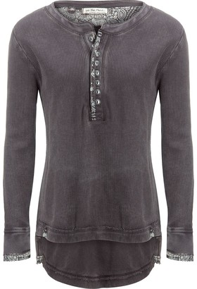 Free People Fall For You Henley Top - Women's