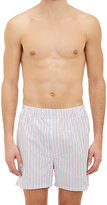 Barneys New York MEN'S STRIPED BOXER