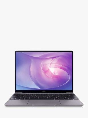 Huawei Matebook 13 2020 Laptop, Intel Core i5 Processor, 8GB RAM, 512GB SSD, 13 FullView Display, Grey