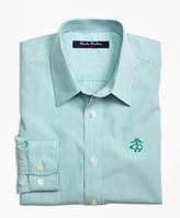Brooks Brothers Non-Iron Bengal Stripe Sport Shirt