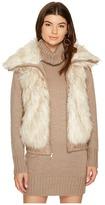 BB Dakota Hettie Faux Fur Vest Women's Clothing