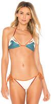 AGUADECOCO Laser Decor Bikini Top