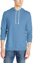 Threads 4 Thought Men's Pullover T-Shirt Drawstring Hoodie