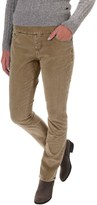 Jag Peri Straight Corduroy Pants (For Women)