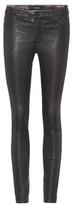 J Brand Super Skinny leather trousers