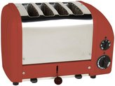 Dualit 4-Slice Classic Toaster, Chilly Pink - Chilly Pink