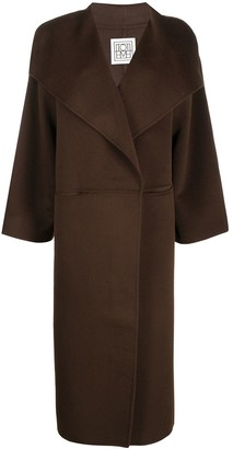 Totême Spread Collar Coat